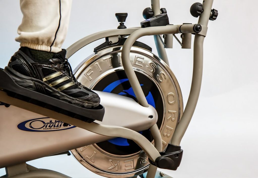 perte poids vélo elliptique